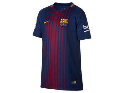 FC Barcelona Nike Club Team Youth Home Stadium Jersey