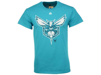 Charlotte Hornets Majestic NBA Men's Fashion T-Shirt