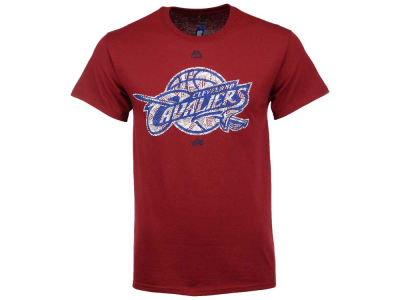 Cleveland Cavaliers NBA 2 for $30 Majestic NBA Men's Fashion T-Shirt