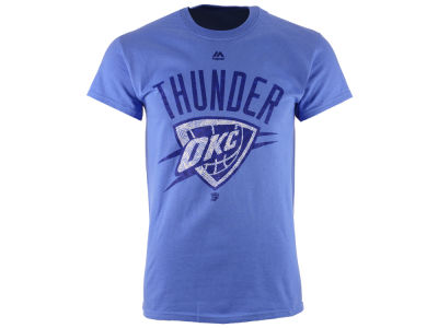 Oklahoma City Thunder NBA 2 for $30 Majestic NBA Men's Fashion T-Shirt