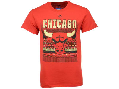 Chicago Bulls NBA 2 for $30 Majestic NBA Men's Fashion T-Shirt