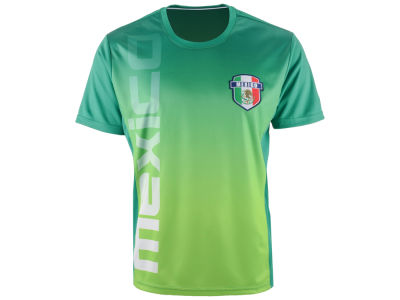 Mexico MLS Men's National Team Poly T-Shirt