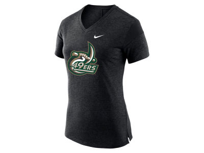 Charlotte 49ers NCAA Women's Fan V Top T-Shirt