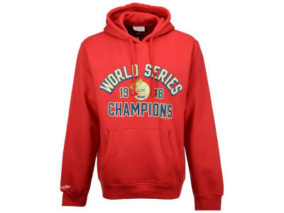 Cleveland Indians MLB Men's Crowned Ball Hoodie
