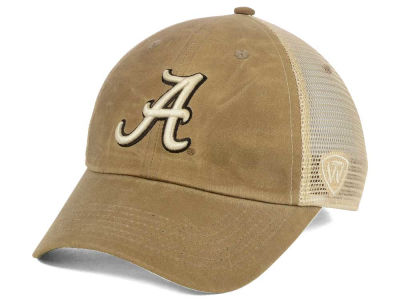 Alabama Crimson Tide Top of the World NCAA Mudd 2 Tone Mesh Cap