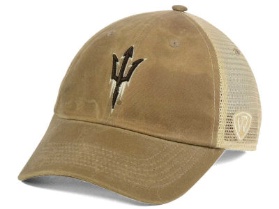 Arizona State Sun Devils Top of the World NCAA Mudd 2 Tone Mesh Cap