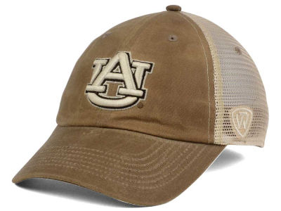 Auburn Tigers Top of the World NCAA Mudd 2 Tone Mesh Cap