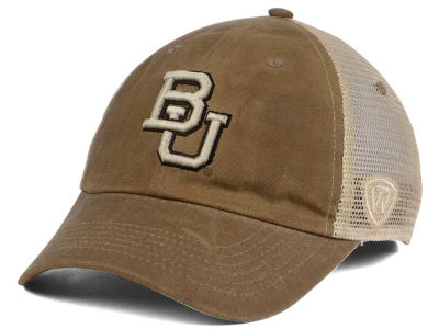 Baylor Bears Top of the World NCAA Mudd 2 Tone Mesh Cap