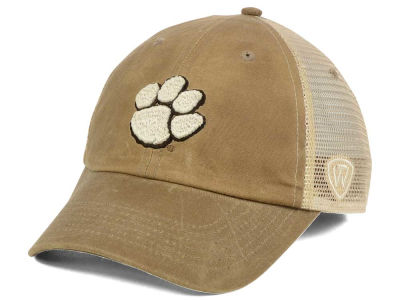 Clemson Tigers Top of the World NCAA Mudd 2 Tone Mesh Cap