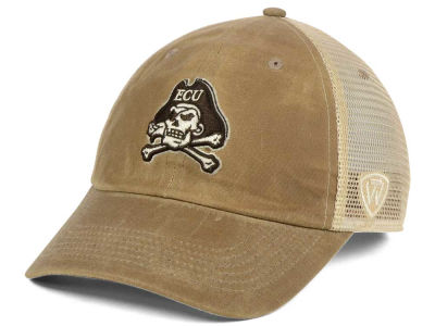 East Carolina Pirates Top of the World NCAA Mudd 2 Tone Mesh Cap