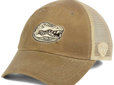Florida Gators Top of the World NCAA Mudd 2 Tone Mesh Cap