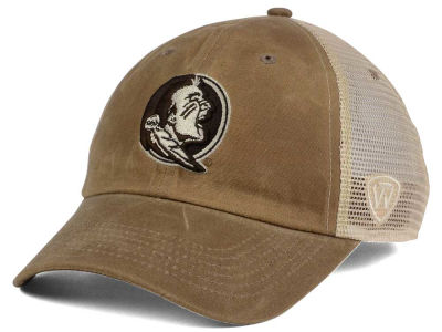 Florida State Seminoles Top of the World NCAA Mudd 2 Tone Mesh Cap