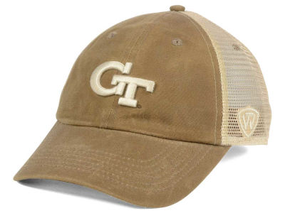 Georgia-Tech Top of the World NCAA Mudd 2 Tone Mesh Cap