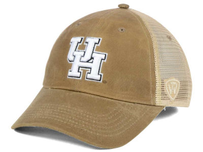 Houston Cougars Top of the World NCAA Mudd 2 Tone Mesh Cap
