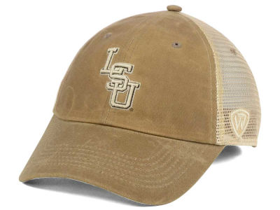 LSU Tigers Top of the World NCAA Mudd 2 Tone Mesh Cap