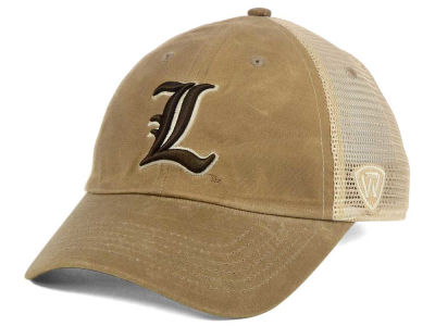 Louisville Cardinals Top of the World NCAA Mudd 2 Tone Mesh Cap