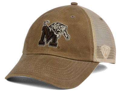 Memphis Tigers Top of the World NCAA Mudd 2 Tone Mesh Cap