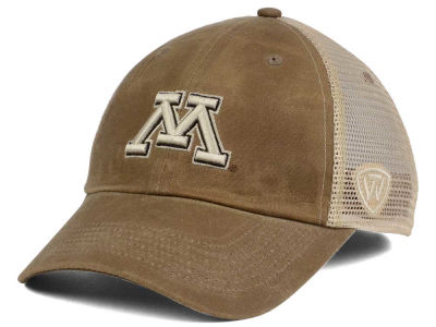 Minnesota Golden Gophers Top of the World NCAA Mudd 2 Tone Mesh Cap
