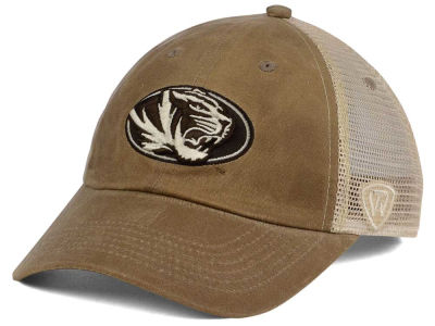 Missouri Tigers Top of the World NCAA Mudd 2 Tone Mesh Cap