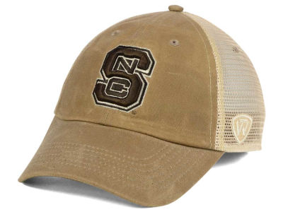 North Carolina State Wolfpack Top of the World NCAA Mudd 2 Tone Mesh Cap