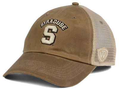 Syracuse Orange Top of the World NCAA Mudd 2 Tone Mesh Cap