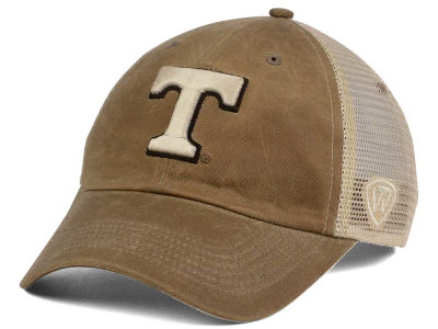 Tennessee Volunteers Top of the World NCAA Mudd 2 Tone Mesh Cap