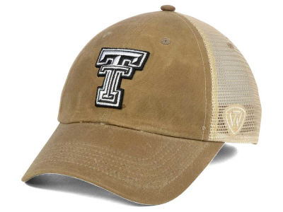 Texas Tech Red Raiders Top of the World NCAA Mudd 2 Tone Mesh Cap