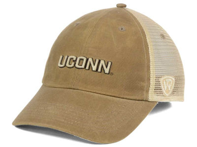 Connecticut Huskies Top of the World NCAA Mudd 2 Tone Mesh Cap