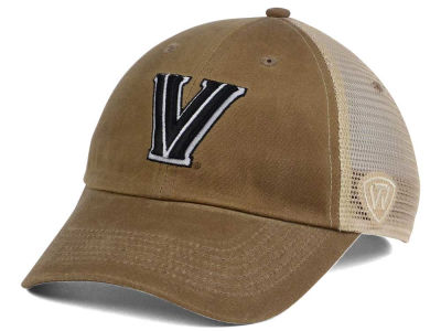 Villanova Wildcats Top of the World NCAA Mudd 2 Tone Mesh Cap