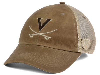 Virginia Cavaliers Top of the World NCAA Mudd 2 Tone Mesh Cap