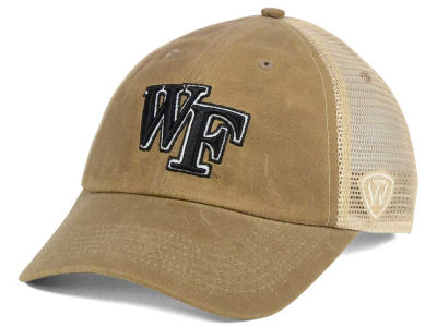 Wake Forest Demon Deacons Top of the World NCAA Mudd 2 Tone Mesh Cap