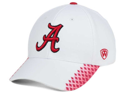 Alabama Crimson Tide Top of the World NCAA Merge Stretch Cap