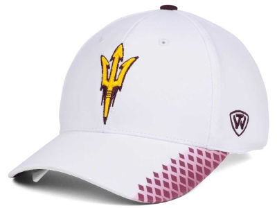 Arizona State Sun Devils Top of the World NCAA Merge Stretch Cap