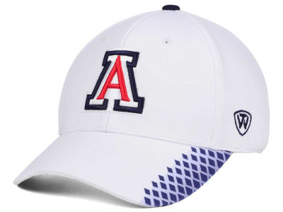 Arizona Wildcats Top of the World NCAA Merge Stretch Cap