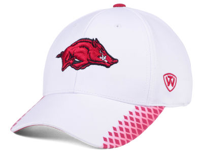 Arkansas Razorbacks Top of the World NCAA Merge Stretch Cap