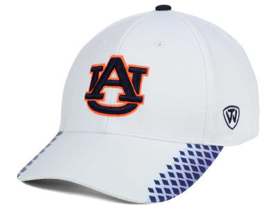 Auburn Tigers Top of the World NCAA Merge Stretch Cap