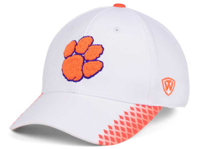 Clemson Tigers Top of the World NCAA Merge Stretch Cap