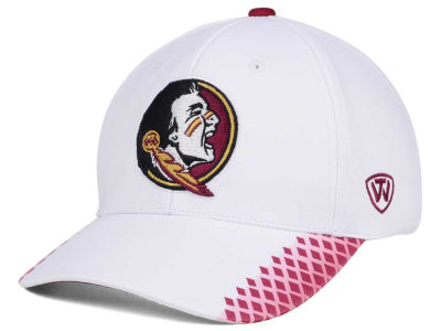 Florida State Seminoles Top of the World NCAA Merge Stretch Cap