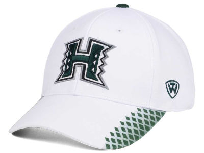 Hawaii Warriors Top of the World NCAA Merge Stretch Cap