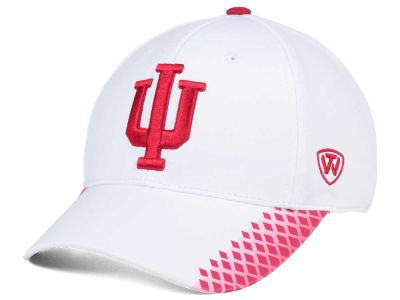 Indiana Hoosiers Top of the World NCAA Merge Stretch Cap