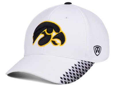 Iowa Hawkeyes Top of the World NCAA Merge Stretch Cap