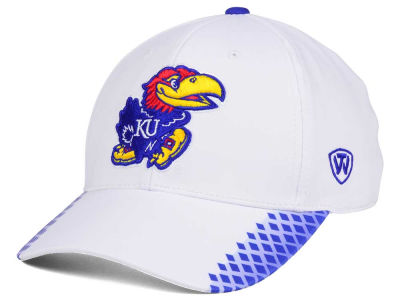 Kansas Jayhawks Top of the World NCAA Merge Stretch Cap
