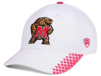 Maryland Terrapins Top of the World NCAA Merge Stretch Cap