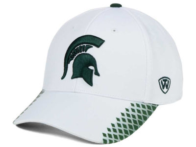 Michigan State Spartans Top of the World NCAA Merge Stretch Cap