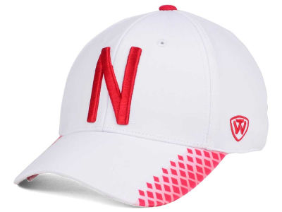 Nebraska Cornhuskers Top of the World NCAA Merge Stretch Cap