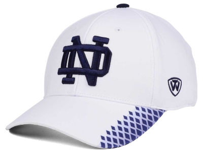 Notre Dame Fighting Irish Top of the World NCAA Merge Stretch Cap