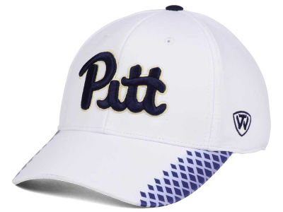 Pittsburgh Panthers Top of the World NCAA Merge Stretch Cap