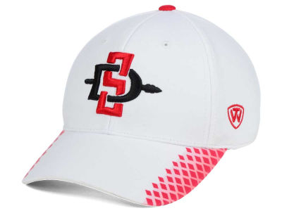 San Diego State Aztecs Top of the World NCAA Merge Stretch Cap