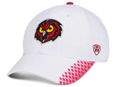 Temple Owls Top of the World NCAA Merge Stretch Cap