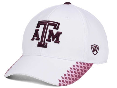Texas A&M Aggies Top of the World NCAA Merge Stretch Cap